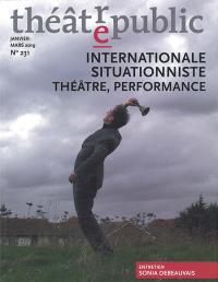 Internationale situationniste théâtre performance