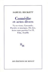 Actes sans paroles 1 et 2